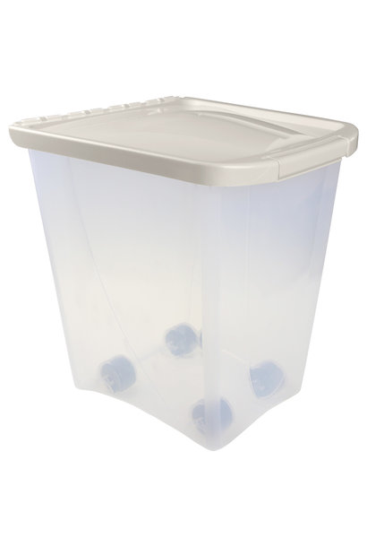 VNS FC25 25lb Pet Food Container