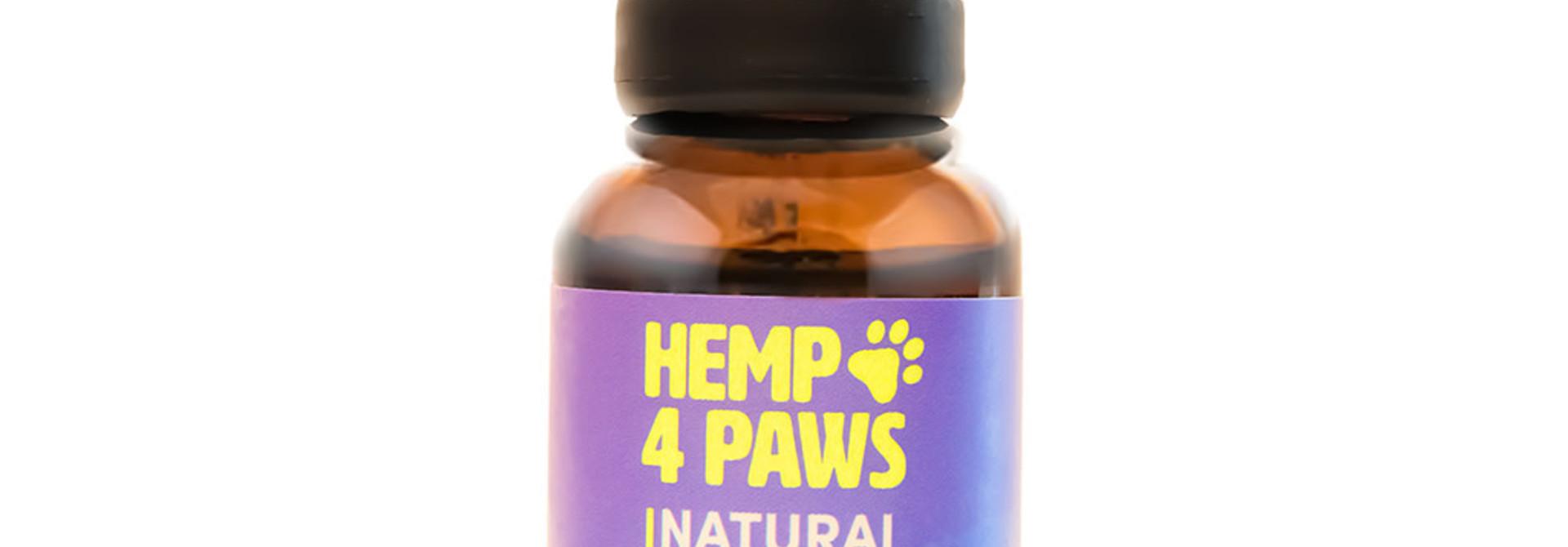 Hemp 4 Paws - Medium Breed 300mg-30ml