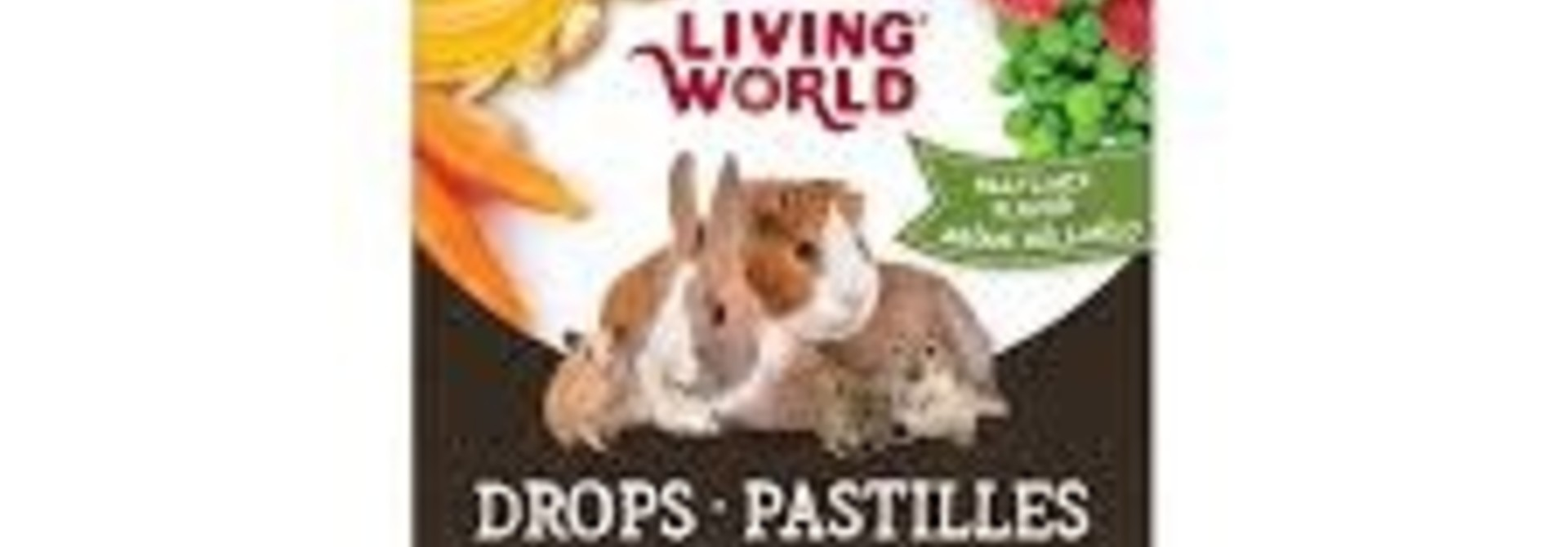 Living World Small Animal Drops, Multimix