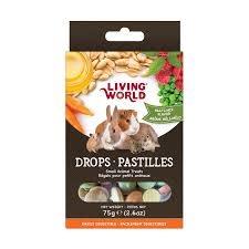 Living World Small Animal Drops, Multimix-1