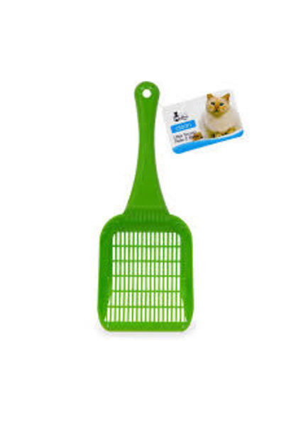 Cat Love Litter Scoop, Green