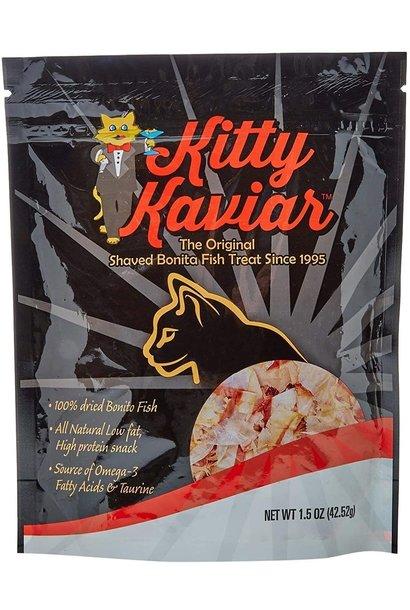 Kitty Kaviar Bonito Flakes 1.0oz