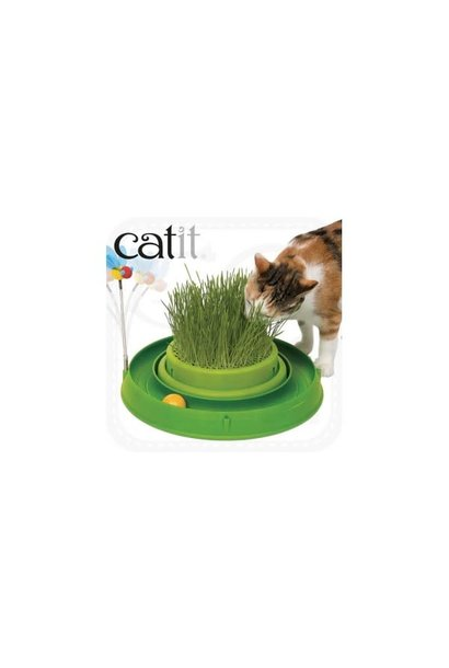 Play Catit 3in1 Scratch Pad - Green