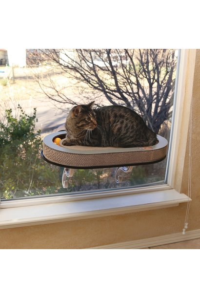 K&H -Universal Mount Kitty Sill Cardboard Track