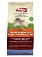 Living World Living World Classic Mouse Food, 250g