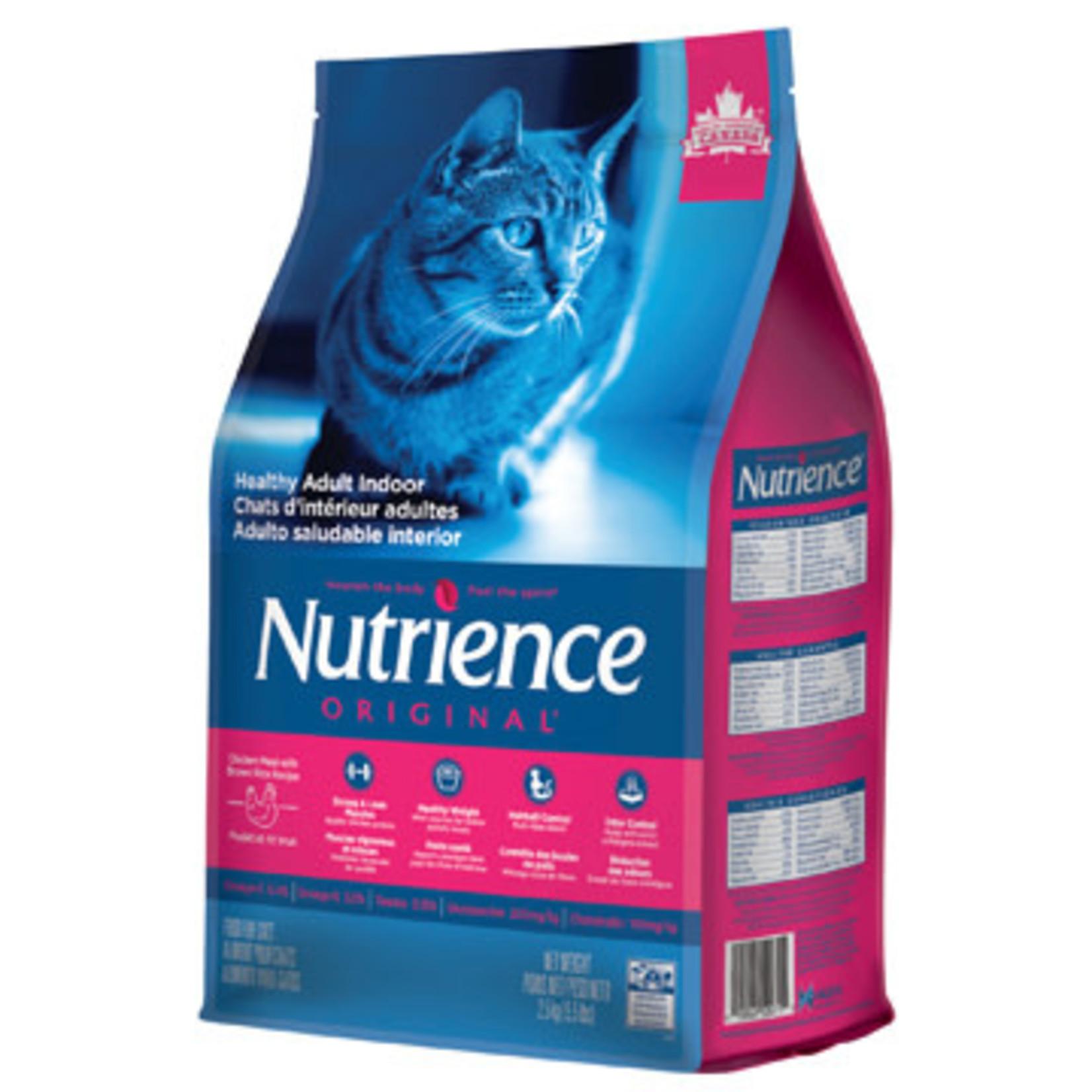 Nutrience Original Indoor Cat 2.5kg