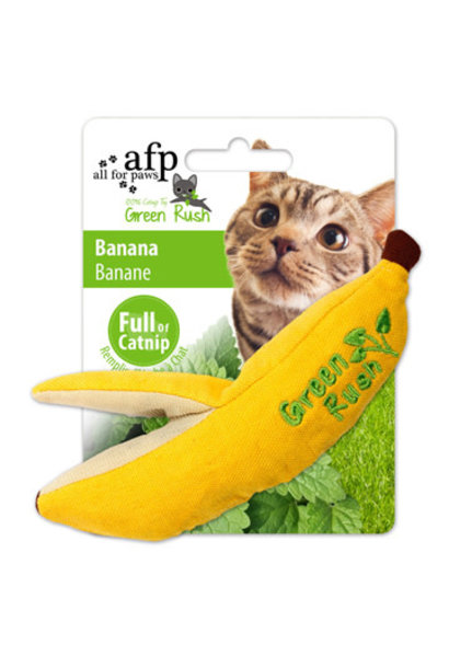 AFP Green Rush Canvas Banana