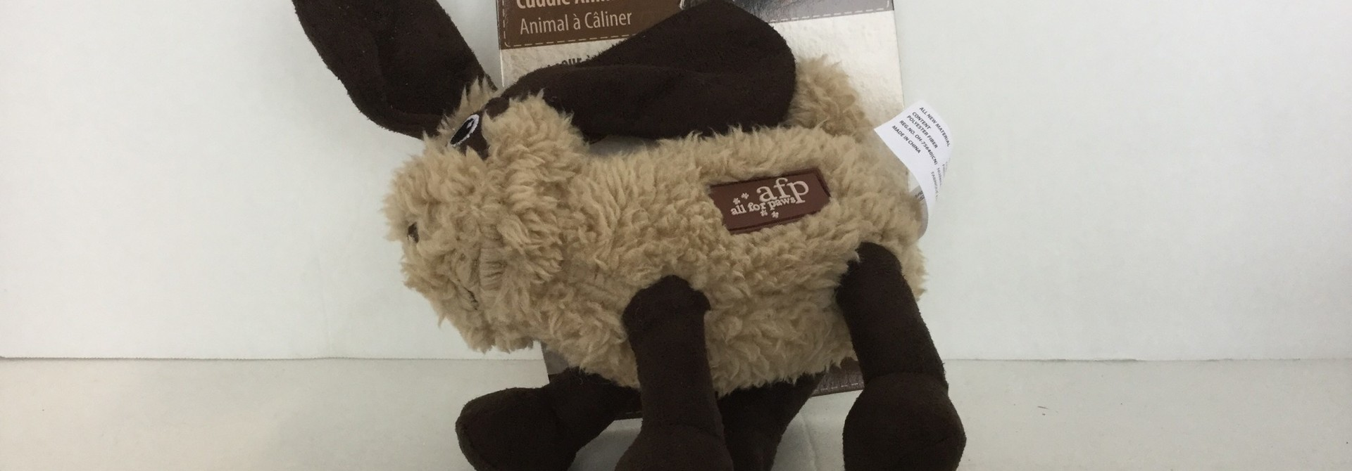 "AFP Lamb Cuddle Animals, 7"", Assorted"