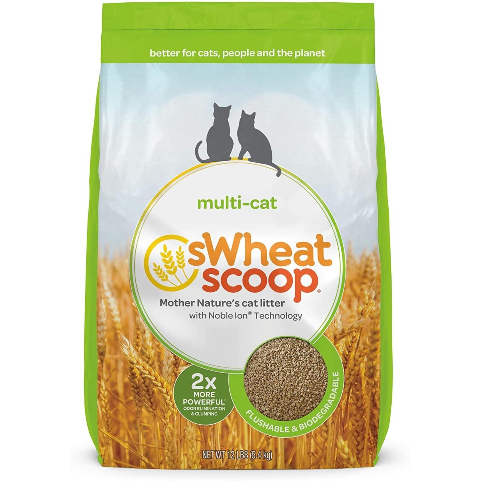 Swheat Scoop Multi Cat 25LB