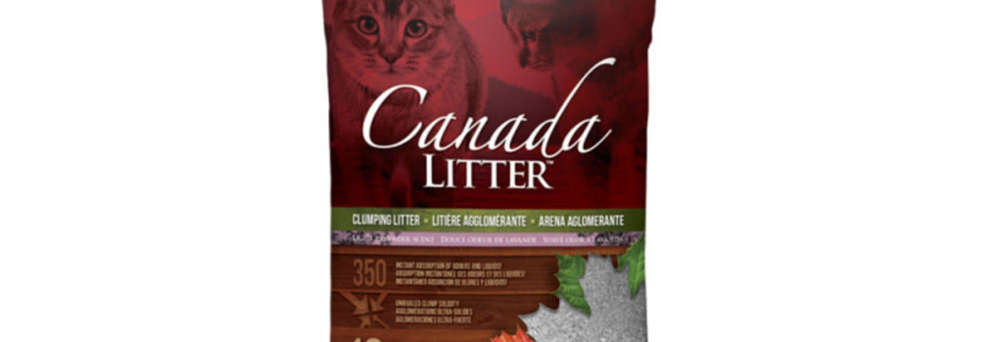 Canada Litter Clumping Clay Litter 12kg