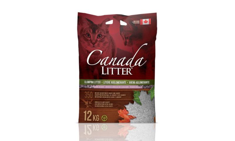 Canada Litter Clumping Clay Litter 12kg-1