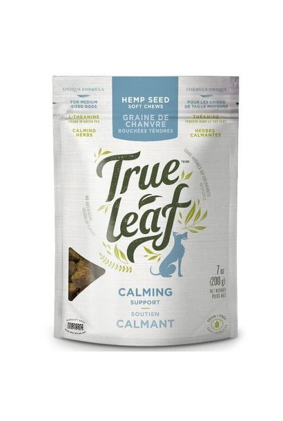 True Leaf Calming Chews 200GM (12)