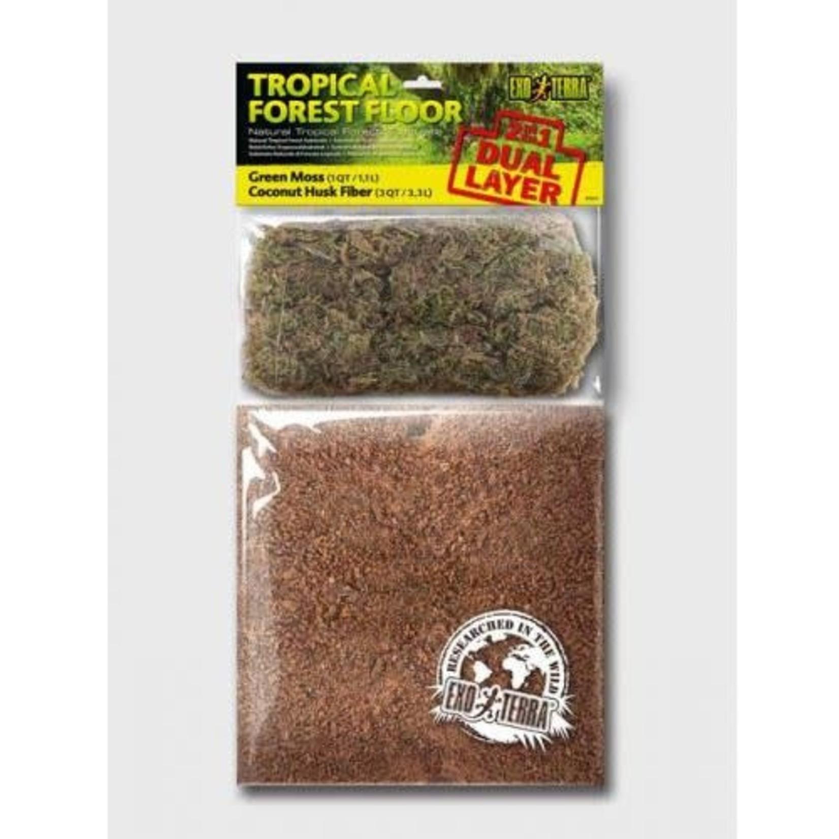 ET Tropical Frest Floor Substrate,8.8L
