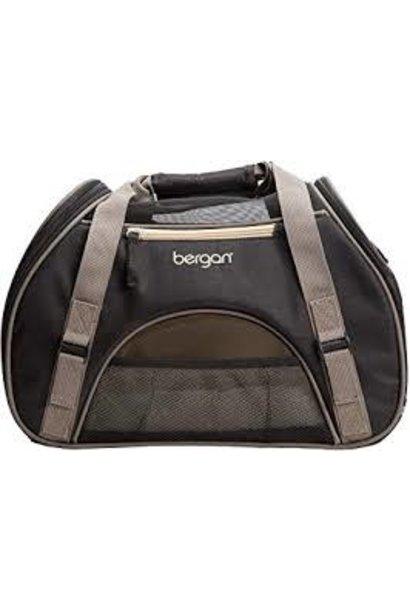 Bergan Comfort Carrier Black/Brown-Small