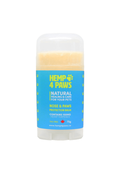 Hemp 4 Paws - Paws Balm-150mg-75g Stick