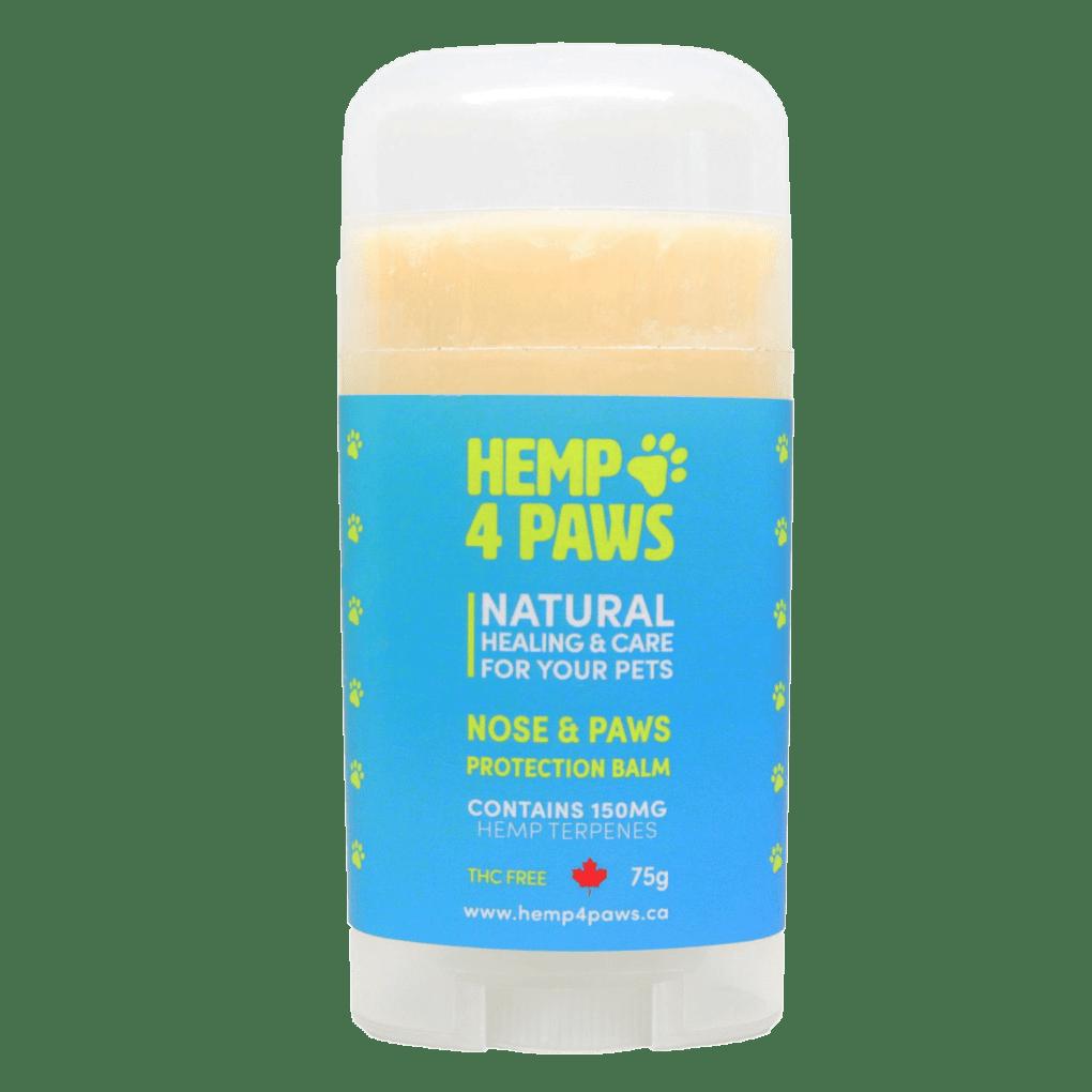 Hemp 4 Paws - Paws Balm-150mg-75g Stick-1