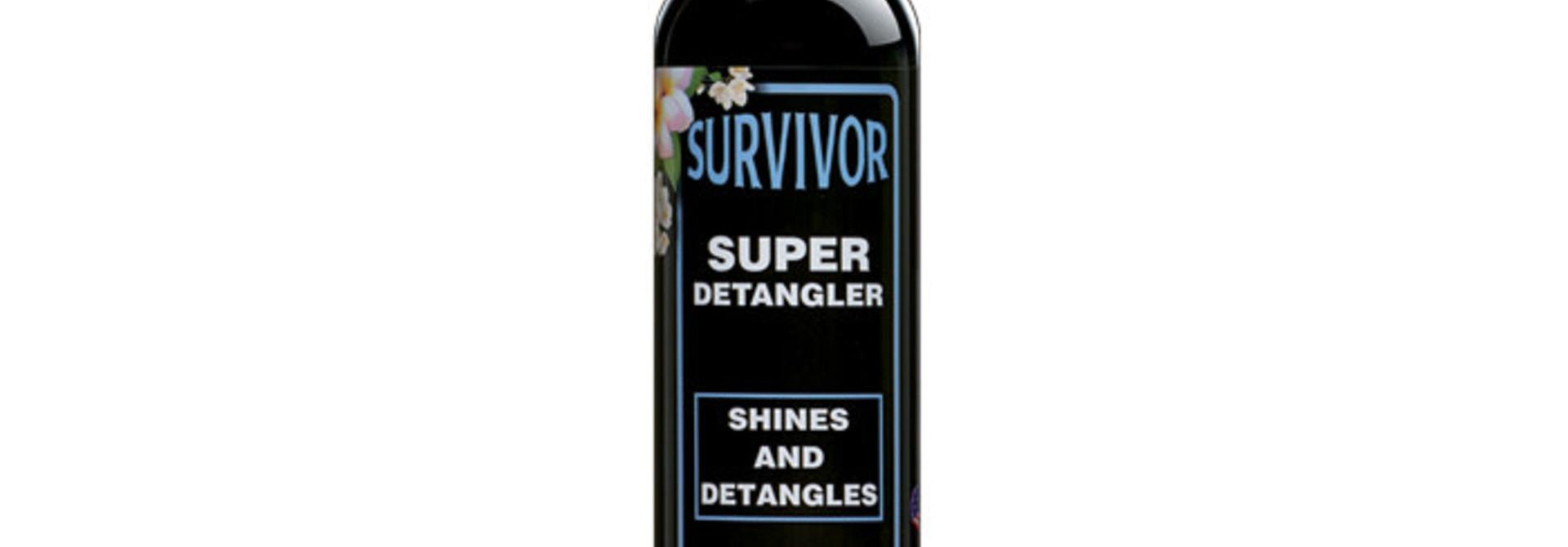Survivor Detangler Shine 4 oz