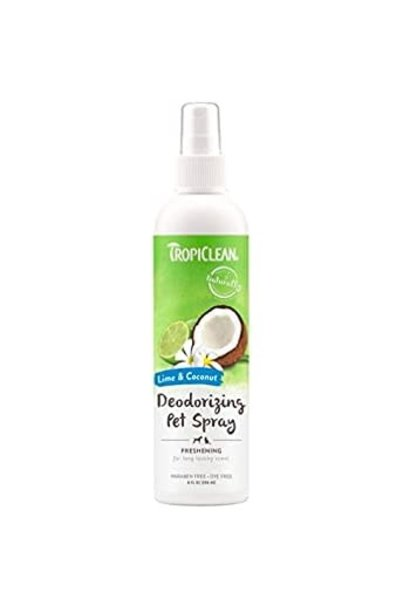 Tropiclean Lime & Coconut Deodourizing Spray