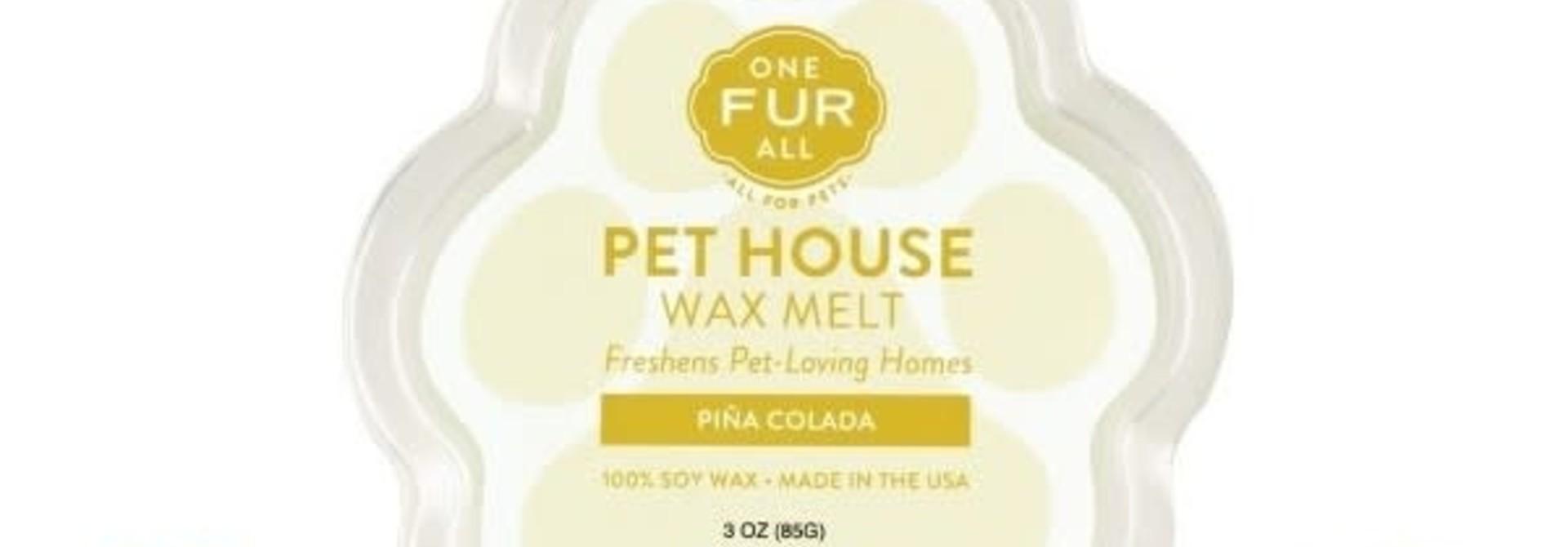 One Fur All - Wax Melts - Pina Colada