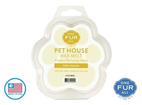 One Fur All - Wax Melts - Pina Colada-1
