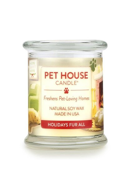 One Fur All Candle - Holidays Fur All