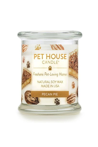 One Fur All  Lrg Candle - Pecan Pie