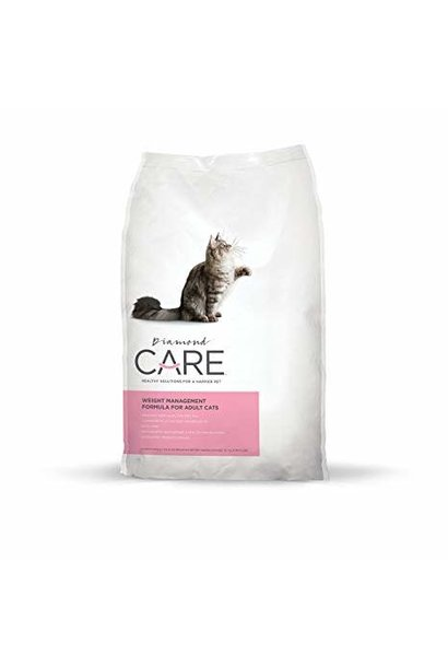 Diamond Care Cat Weight Management 6lb