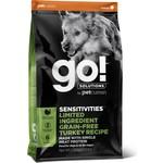 Go! Go! Sensitivities LID Turkey 10kg