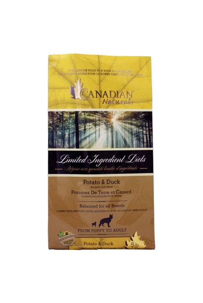 Canadian Naturals-Duck & Potato-Grain Free 11.4kg