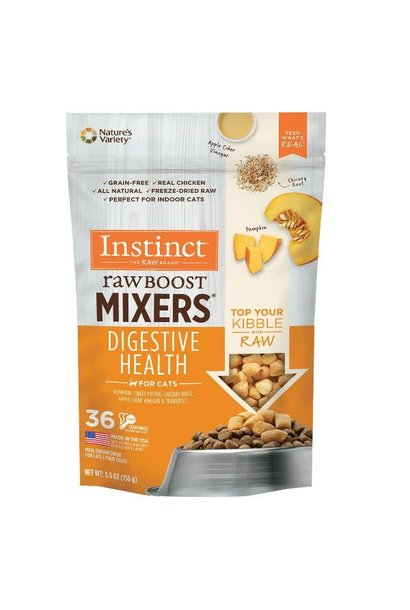 Instinct Dog Raw Boost Mixers Gut Health 156g