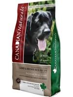 Canadian Naturals Canadian Naturals Lamb & Brown Rice 25LB