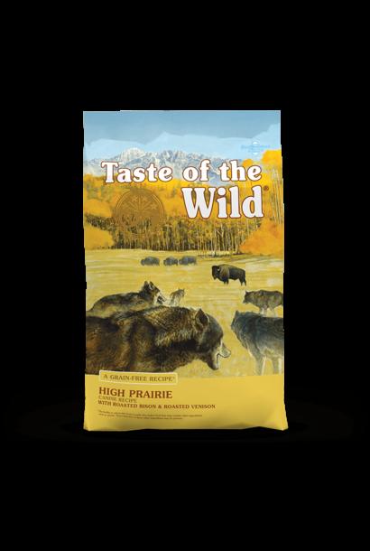 Taste Of The Wild/High Prairie Buffalo - 5lb