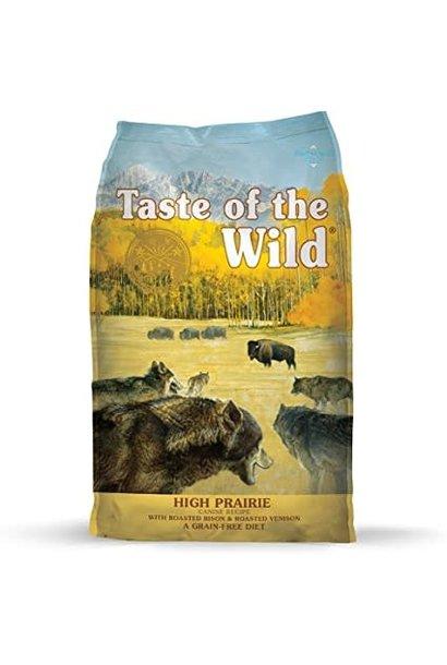 Taste of The Wild/Puppy/High Prairie Buffalo 30lb