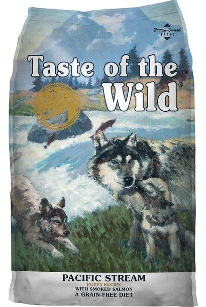 Taste of The Wild/Puppy/Pacific Stream w Salmon - 5lb