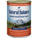 Natural Balance Fish & Sweet Potato 13OZ