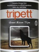 Tripett Tripett Green Bison Tripe 396g