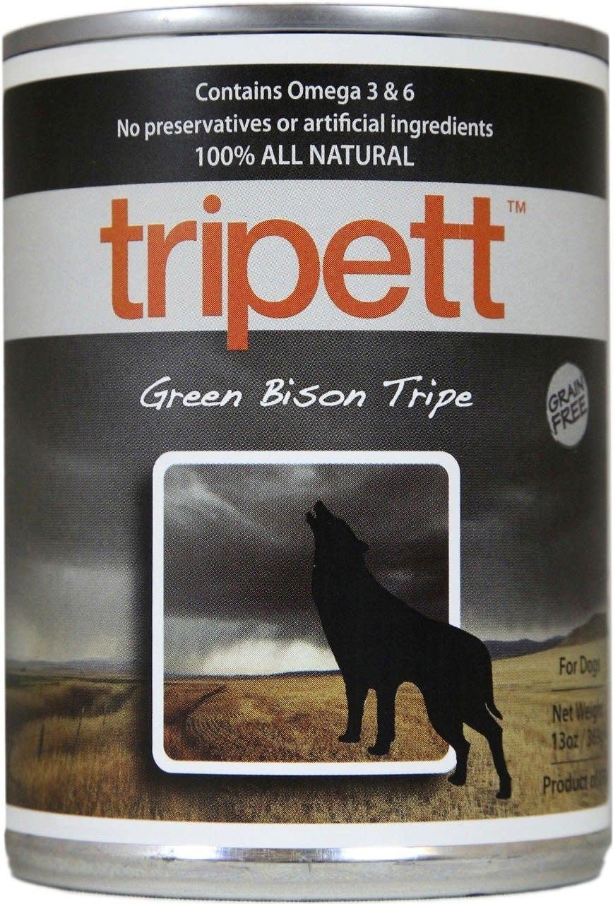 Tripett Green Bison Tripe 396g-1