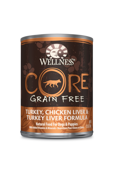 Wellness Core Chicken Dog 12.5 OZ