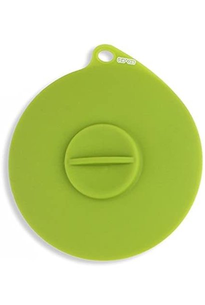 Dexas Flexible Suction Lid-Small Green