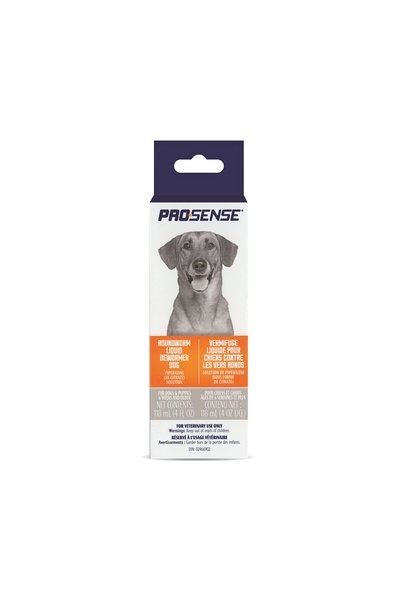 Pro-Sense Liquid Dewormer for Dogs 118mL (4oz)