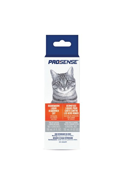 Pro-Sense Liquid Dewormer for Cats 118mL (4oz)