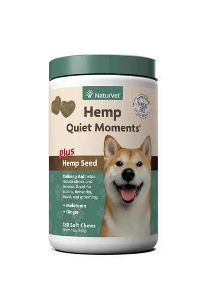 Soft Chew Hemp Quiet Moments 60CT