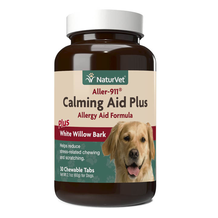 Aller-911 Calming Aid Plus Tabs 30CT-1