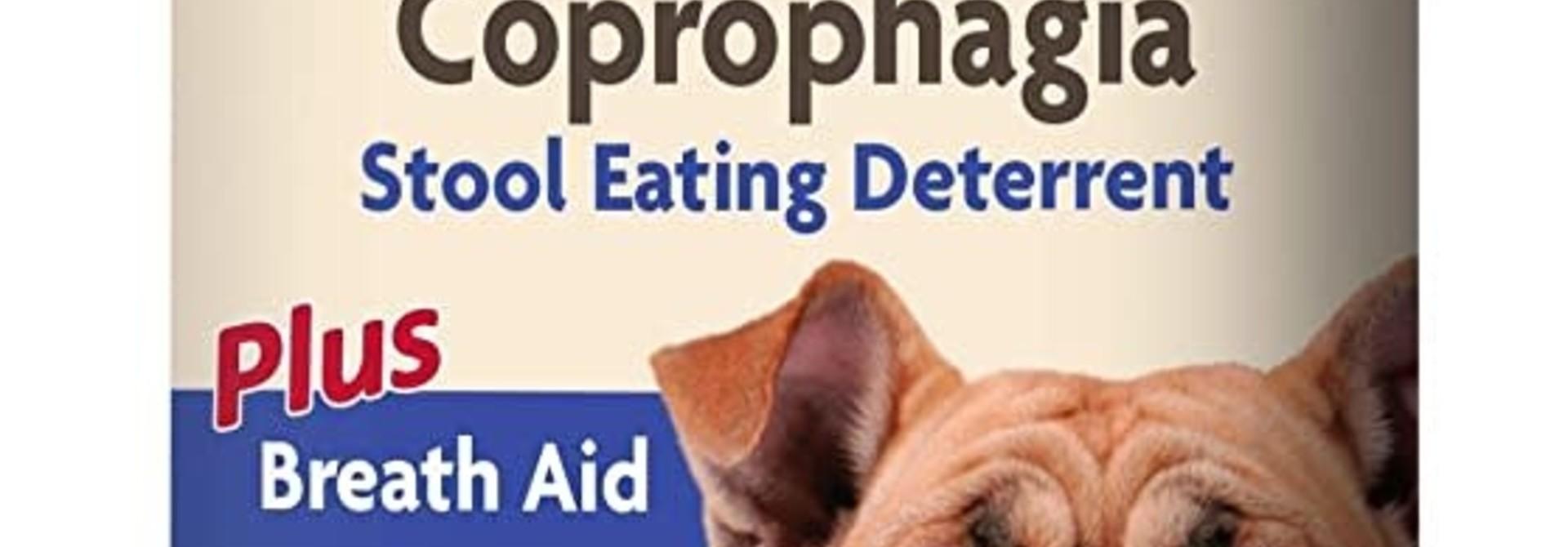 Coprophagia Stool Eating Deterrent Tabs 60PK
