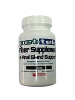 Pet Tek Pet-Tek Fiber Supplement & Anal Gland Support