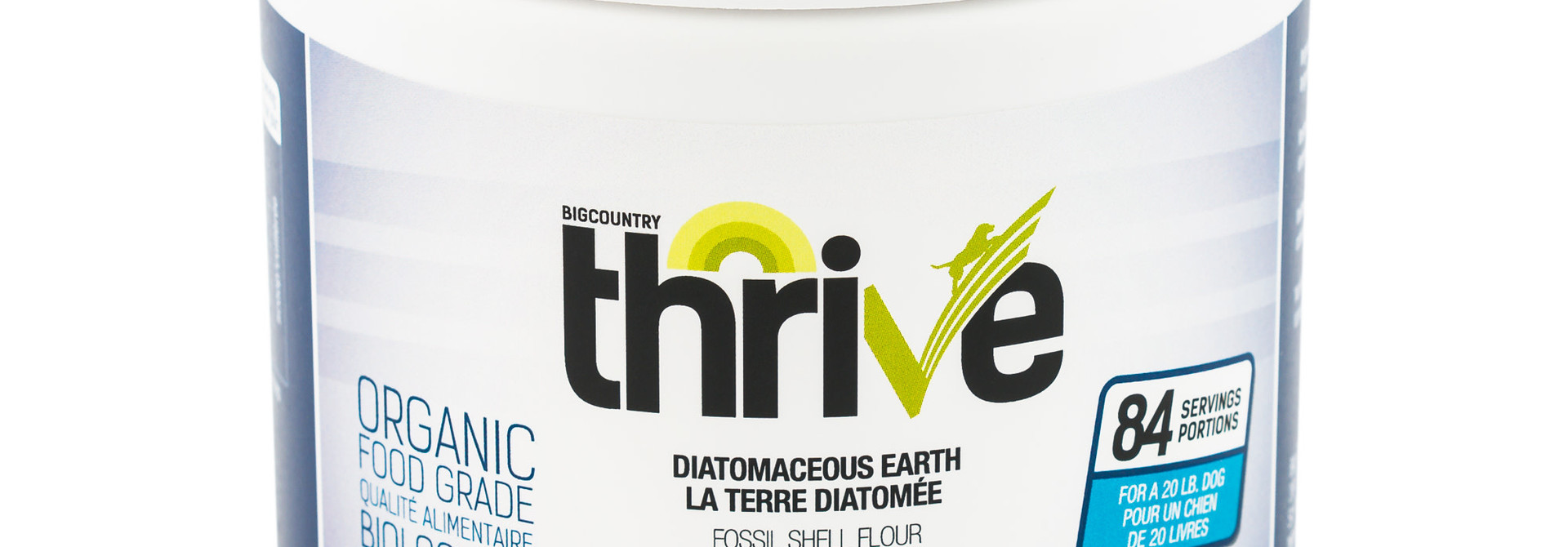 Thrive-Diatomaceous Earth-120g