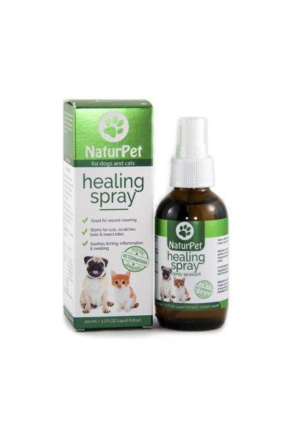 NaturPet Healing Spray 100mL
