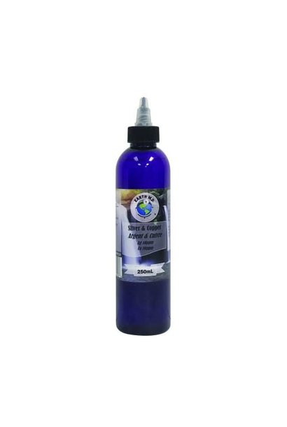 Earth MD Colloidal Silver & Copper 250ml