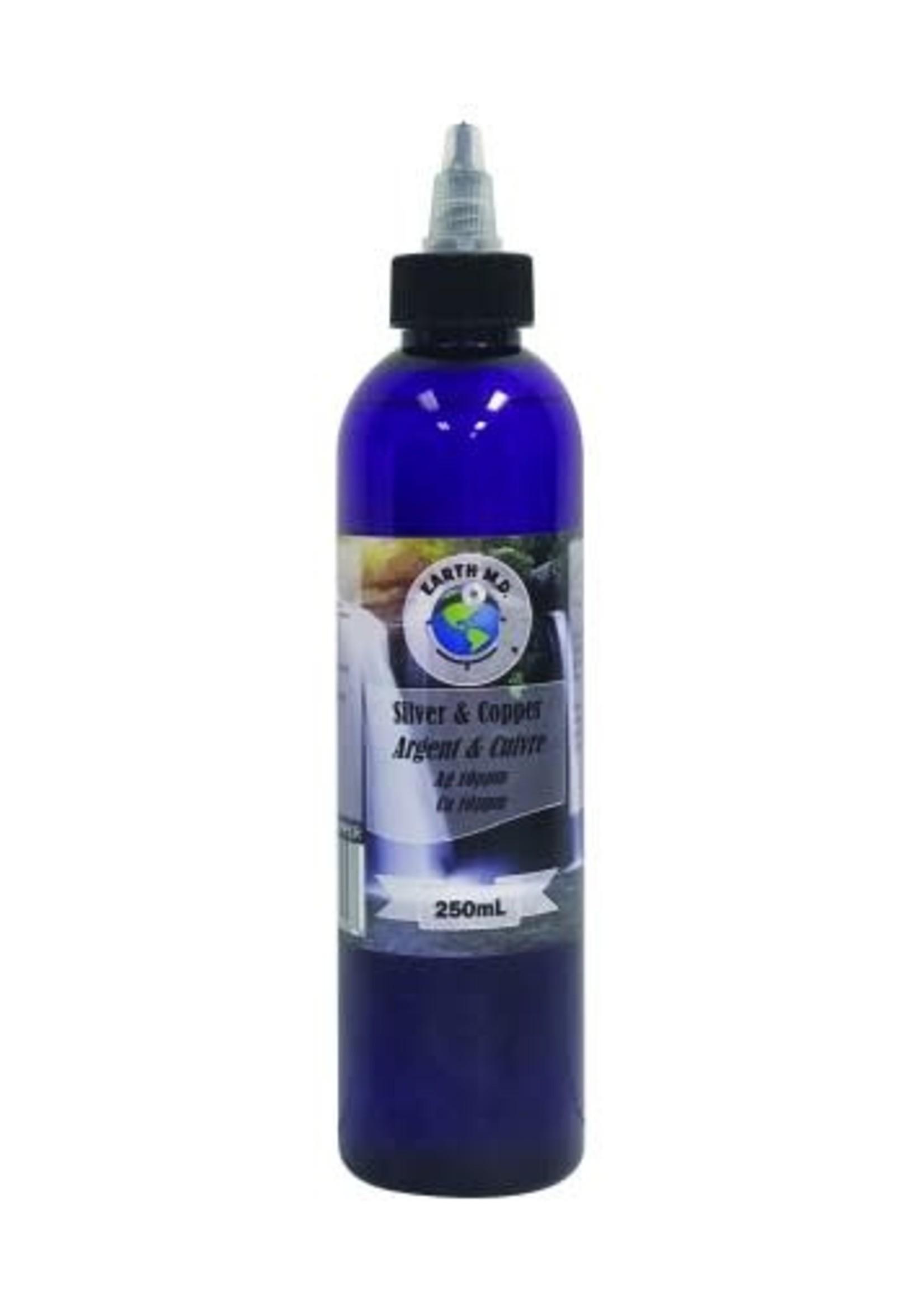 EarthMD EarthMD Colloidal Silver/Copper Spray 250mL