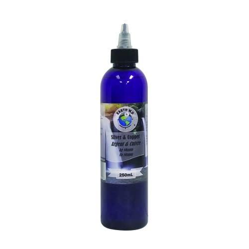 EarthMD Colloidal Silver/Copper Spray 250mL-2